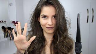 Üşengeç Kızlar İçin 5 Dakikada Pratik Saç Dalgası