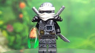 LEGO Ninjago Руки времени персонажи герои и минифигурки Ниндзя