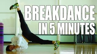 Learn Breakdance Windmills In Only 5 Minutes