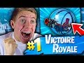 ÉNORME TOP 1 AVEC LA NOUVELLE BULLE MOBILE SUR FORTNITE BATTLE ROYALE !!!