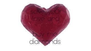 Bea Miller - buy me diamonds (official lyric video)