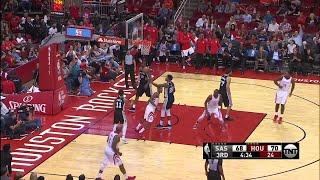 Quarter 3 One Box Video :Rockets Vs. Spurs, 10/12/2017
