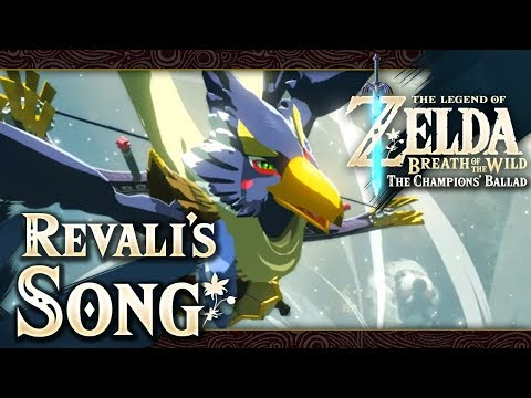 The Legend of Zelda: Breath of the Wild - Champion Revali's Song