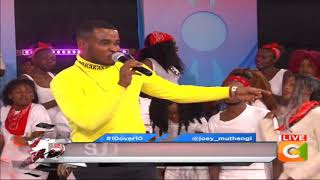 Sudi Boy, Arrow Bwoy new hit 'Nalo' reverberates on stage #10Over10