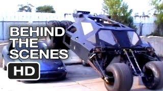 Batman Begins Behind The Scenes - Stunts (2005) - Christopher Nolan Movie HD