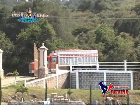 El Regreso a Juliantla de los Toros de la Gira 2012 en U.S.A LOS DESTRUCTORES DE MEMO OCAMPO