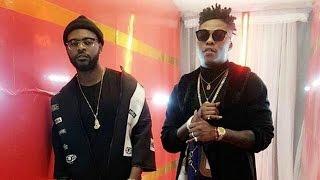 Reekado Banks - Biggy Man Feat. Falz  (Official Video )