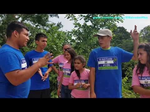 3 Llegamos Al Puente Del Naranjo - Lavando Ropa En El Rio Parte 3