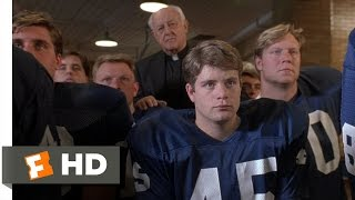 Rudy (6/8) Movie CLIP - Last Game of the Season (1993) HD