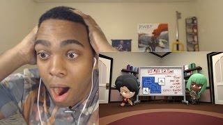 RWBY Chibi Episode 18 & 19 Reaction - CINDER FREAKIN' FALL!!!