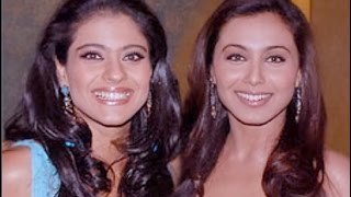 Kajol and Rani Mukerji | cousin | sisters