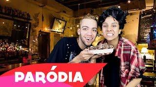NÃO CONSIGO   Paródia DESPACITO - Luis Fonsi ft. Justin Bieber