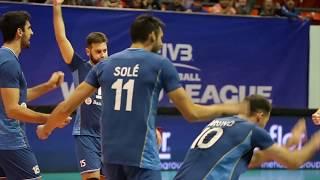 Cordoba says goodbye to World League 2017 in style