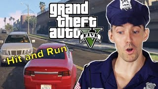"We Try Racing In ""Grand Theft Auto V"" Without Breaking Laws ft. Funhaus"