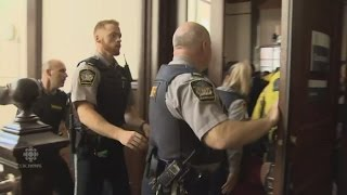Melee breaks out in Halifax courtroom