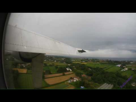 Third & final PREVIEW Trislander G BEVT Final flights -  Landing UHD