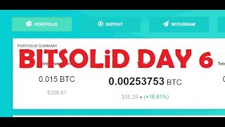 BITSOLiD Day 6
