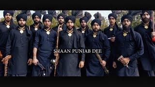 Shaan Punjab Dee - First Place @ Bruin Bhangra