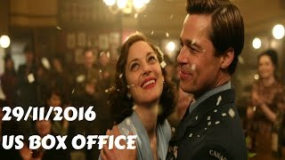 The Reviewer | US Box Office (29/11/2016) أفلام البوكس أوفيس