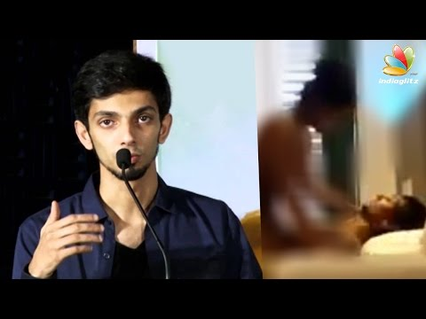Xxx Mp4 Anirudh Ravichander Gives Clarity On Fake MMS Video Hot Tamil Cinema News Controversial 3gp Sex