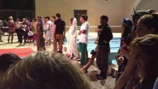 مسابقه رقص جوادی در جواد پارتی. عالیه