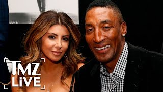 Scottie & Larsa Pippen Call Off Their Divorce! | TMZ Live
