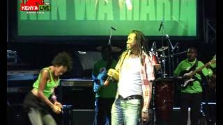 Ken Wa Maria performing Syindu Sya Mutongoi at KENYA LIVE Machakos Concert