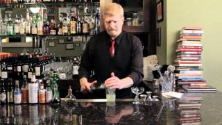 How to make a Corpse Reviver No. 2 - DrinkSkool Cocktails