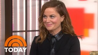 Amy Poehler: 'I Was A Late Bloomer, Which I Recommend To Anybody' | TODAY