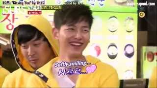 Joong Ki - Sunny couple [EP39] - Running Man funny moments