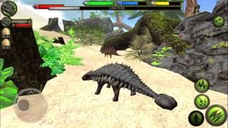 Ultimate Dinosaur Simulator: Ankylosaurus Gameplay | Eftsei Gaming