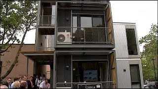 New York City testing stackable apartments