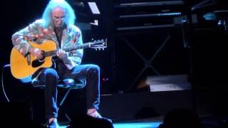 Yes -- Steve Howe Guitar Solo -- Warner Theatre, Washington, DC, July 24, 2013