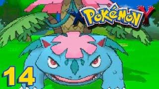 Pokémon Y #14 : MÉGA-ÉVOLUTIONS !