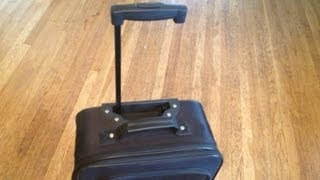 How to Repair a Suitcase Handle