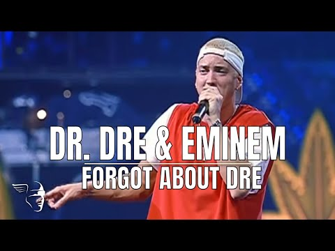 Dr.Dre & Eminem - Forgot About Dre (From