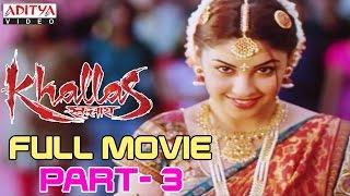 Khallas Hindi Movie Part 3/12 Raviteja, Richa Gangopadhay, Deeksha Seth