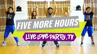 Five More Hours | Zumba® with ZES Prince Paltu-ob | Live Love Party