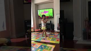 WE LOVE PINKFONG BABY SHARK - Rosalind Lim