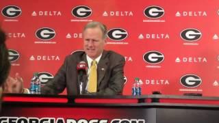 Missouri coach Kim Anderson on loss to Georgia