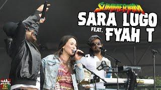 Sara Lugo feat. Fyah T - Pass The Dutchie @SummerJam 2016