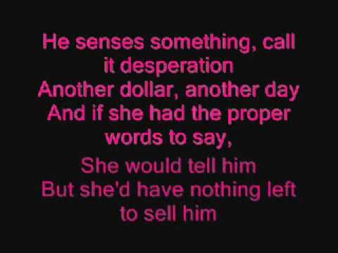 Panic At The Disco The Ballad Of Mona Lisa Lyrics