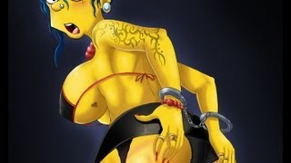 Spanked Milf Marge