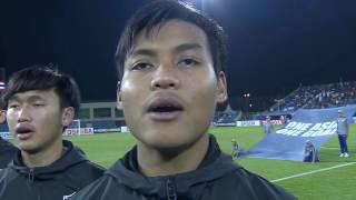 [2016.10.19] Thailand vs Bahrain - national anthems