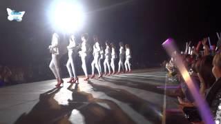 140322 Fancam (2) SNSD @ HEC Korea Festival in Vietnam