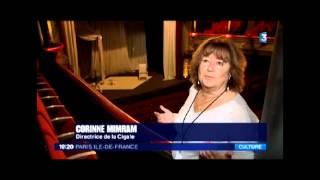 Alceste à la Cigale - Le Misanthrope de Molière - Reportage France 3