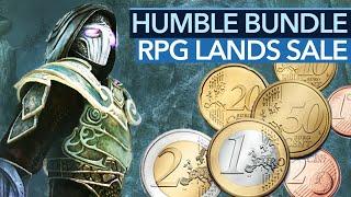 Humble Bundle - Sale-Check: Was steckt im neuen Rollenspiel-Paket?