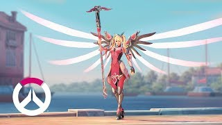 Thank you, heroes!   BCRF   Overwatch