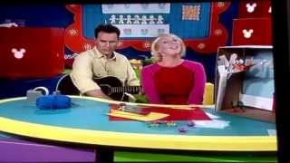 Playhouse Disney Australia - Jeniene Mapp and Colin Buchanan - The Early Days of Fun and Song