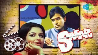 Zindagi Ka Safar Hai Yeh Kaisa Safar  Safar  Hindi Film Song  Kishore Kumar